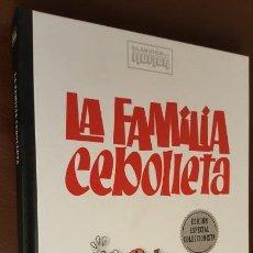 Tebeos: CLÁSICOS DEL HUMOR, LA FAMILIA CEBOLLETA (VAZQUEZ) - RBA (2009) EXCELENTE. Lote 203773498