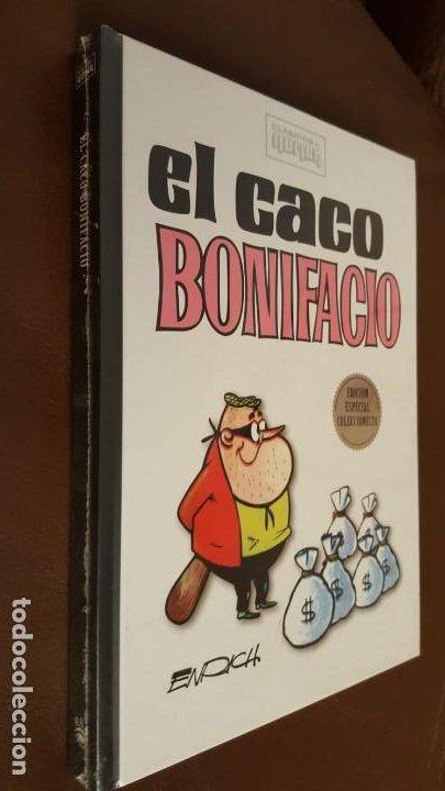 CLÁSICOS DEL HUMOR,EL CACO BONIFACIO (ENRICH) - RBA (2009) DE KIOSKO (PRECINTADO) (Tebeos y Comics - Tebeos Colecciones y Lotes Avanzados)