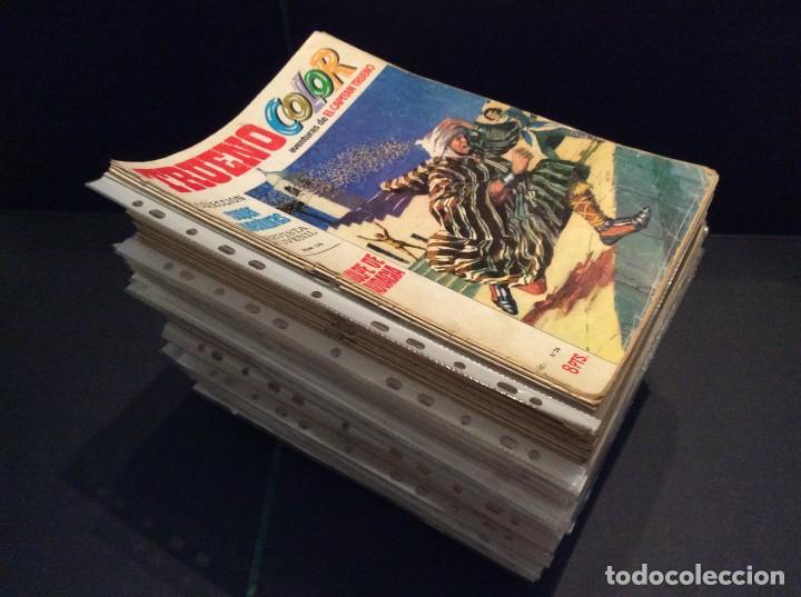 TRUENO COLOR (1ª EPOCA). LOTE AVANZADO (6)- BUEN PRECIO (Tebeos y Comics - Tebeos Colecciones y Lotes Avanzados)