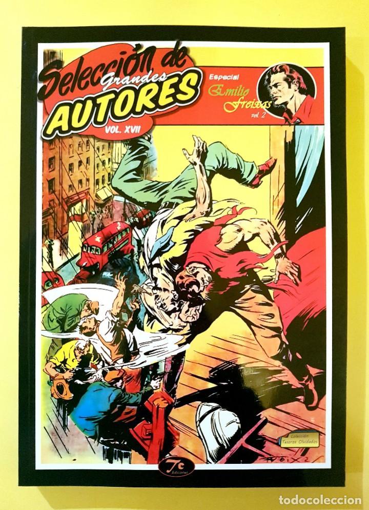 TESOROS OLVIDADOS (T.C,E). ESPECIAL EMILIO FREIXAS 1942/1944 (Tebeos y Comics - Tebeos Colecciones y Lotes Avanzados)