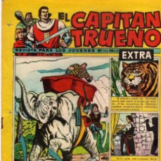Tebeos: CAPITAN TRUENO EXTRA ORIGINAL LOTE ( 25 ). Lote 203943902