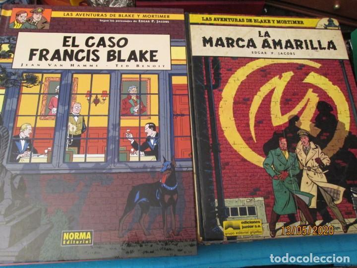 Tebeos: LAS AVENTURAS DE BLAKE Y MORTIMER DE P. JACOBS - Foto 3 - 204055038