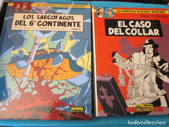 Tebeos: LAS AVENTURAS DE BLAKE Y MORTIMER DE P. JACOBS - Foto 7 - 204055038