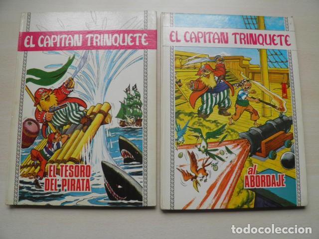 EL CAPITAN TRINQUETE (Tebeos y Comics - Tebeos Colecciones y Lotes Avanzados)
