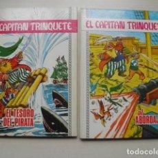 Tebeos: EL CAPITAN TRINQUETE. Lote 204200790