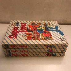 Livros de Banda Desenhada: COLECCION COMPLETA DE 3 TOMOS. SUPERLOPEZ SUPER LOPEZ. JAN. BRUCH 1988. Lote 204780282