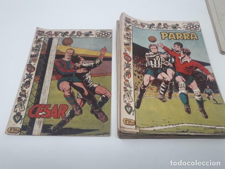 Tebeos: Colección completa Ases del Deporte ORIGINAL Ricart (46/46 números) Muy difícil! - Foto 5 - 204795143