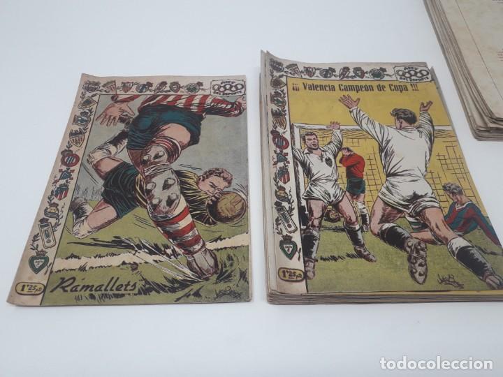 Tebeos: Colección completa Ases del Deporte ORIGINAL Ricart (46/46 números) Muy difícil! - Foto 14 - 204795143