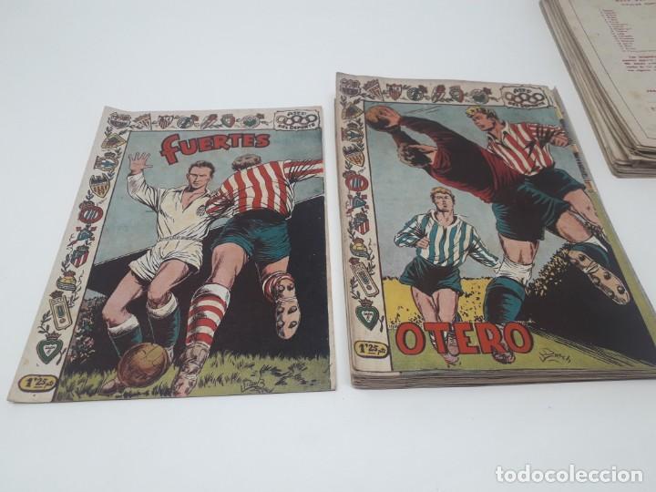 Tebeos: Colección completa Ases del Deporte ORIGINAL Ricart (46/46 números) Muy difícil! - Foto 16 - 204795143