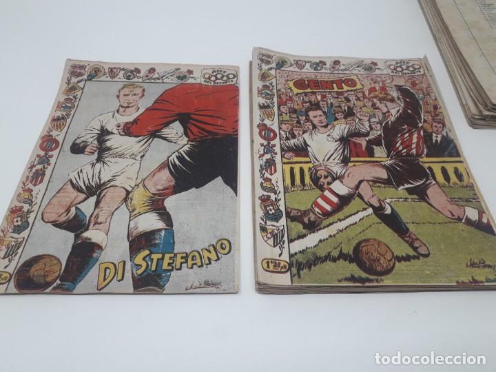 Tebeos: Colección completa Ases del Deporte ORIGINAL Ricart (46/46 números) Muy difícil! - Foto 18 - 204795143
