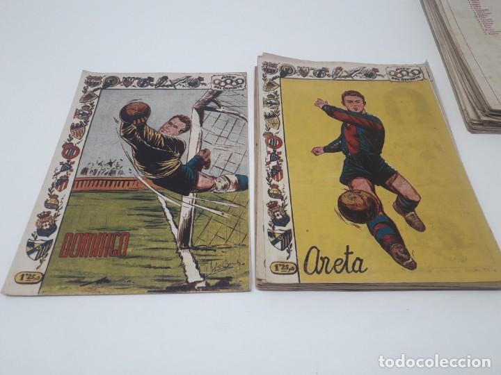 Tebeos: Colección completa Ases del Deporte ORIGINAL Ricart (46/46 números) Muy difícil! - Foto 19 - 204795143