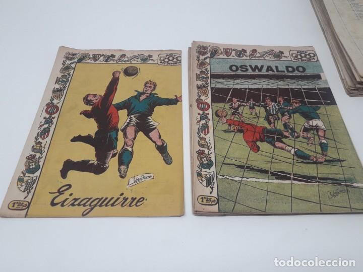 Tebeos: Colección completa Ases del Deporte ORIGINAL Ricart (46/46 números) Muy difícil! - Foto 22 - 204795143