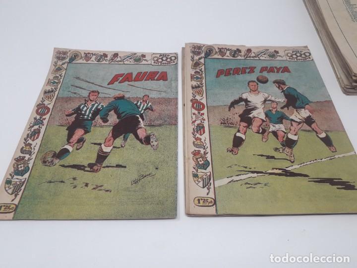 Tebeos: Colección completa Ases del Deporte ORIGINAL Ricart (46/46 números) Muy difícil! - Foto 23 - 204795143