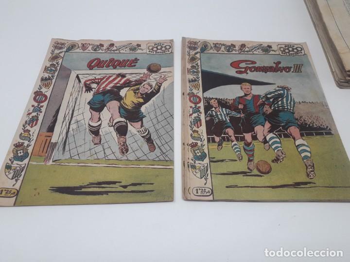 Tebeos: Colección completa Ases del Deporte ORIGINAL Ricart (46/46 números) Muy difícil! - Foto 24 - 204795143