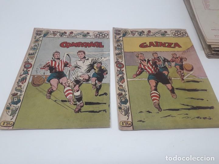 Tebeos: Colección completa Ases del Deporte ORIGINAL Ricart (46/46 números) Muy difícil! - Foto 25 - 204795143