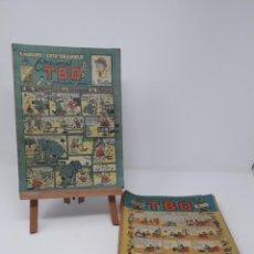 Livros de Banda Desenhada: LOTE 22 TBOS, HAY UN ALMANAQUE 1950, NÚMERO 2 SEGUNDA ÉPOCA Y VARIOS ESPECIALES!!. Lote 204830452