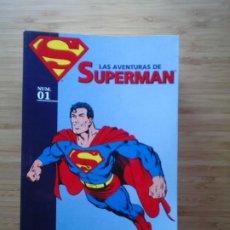 Tebeos: LAS AVENTURAS DE SUPERMAN - COLECCIONABLE PLANETA - 2007 - PRIMEROS 20 NÚMEROS - MUY BUEN ESTADO. Lote 205049287