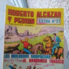 Tebeos: LOTE DE TEBEOS ROBERTO ALCÁZAR Y PEDRIN. Lote 205164245