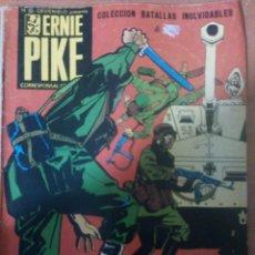 Tebeos: ERNIE PIKE N.23 COMANDOS BATALLAS INOLVIDABLES H.G. OESTERHELD, CORRESPONSAL DE GUERRA 1961. Lote 205202158