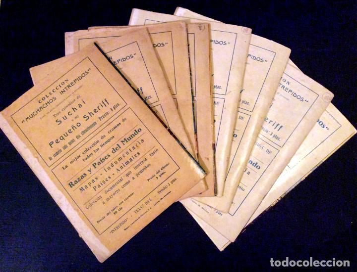 Tebeos: TEXAS BILL (H. AMERICANA 1954). LAS AVENTURAS DE TEX MAS DESCONOCIDAS EN ESPAÑOL. - Foto 5 - 205330535