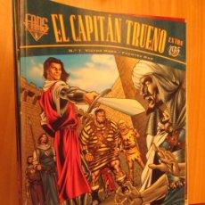 Tebeos: EL CAPITAN TRUENO COLECCION FANS COMPLETA 44 TOMOS. Lote 205343456