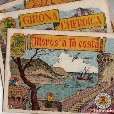 Tebeos: TEBEOS EN CATALA HISTORIA I LLEGENDA LOTE ( 5 ) NUEVOS. Lote 205597513