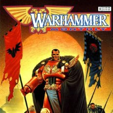 Tebeos: WARHAMMER MONTHLY (19 CÓMICS). Lote 205658288