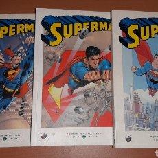 Tebeos: SUPERMÁN. BIBLIOTECA GRANDES DEL CÓMIC. Lote 205666188