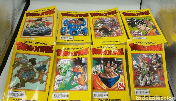 COLECCIÓN IMCOMPLETA DE DRAGON BALL. DEL 1 AL 37 FALTAN EL 21,31,34. ESTADO INMEJORABLE. (Tebeos y Comics - Tebeos Colecciones y Lotes Avanzados)