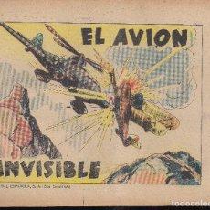 Tebeos: 12 NUMEROS DE LA EDITORIAL ESPAÑOLA, SAN SEBASTIAN 1939 , MONOGRAFICOS. Lote 205683151