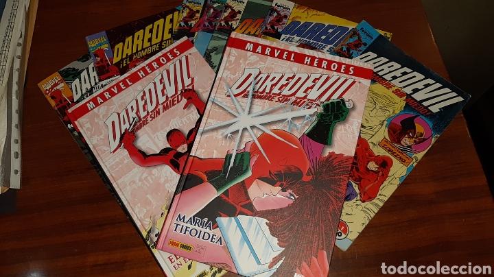 LOTE DAREDEVIL (Tebeos y Comics - Tebeos Colecciones y Lotes Avanzados)