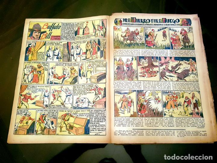 Tebeos: RIN-TIN-TIN (1ª EPOCA). ¡¡ UN LOTE HISTORICO !! - Foto 14 - 205753200