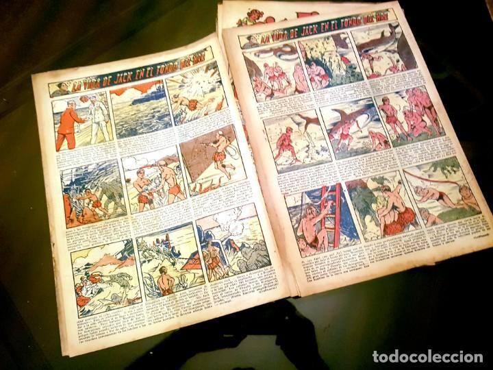 Tebeos: RIN-TIN-TIN (1ª EPOCA). ¡¡ UN LOTE HISTORICO !! - Foto 15 - 205753200