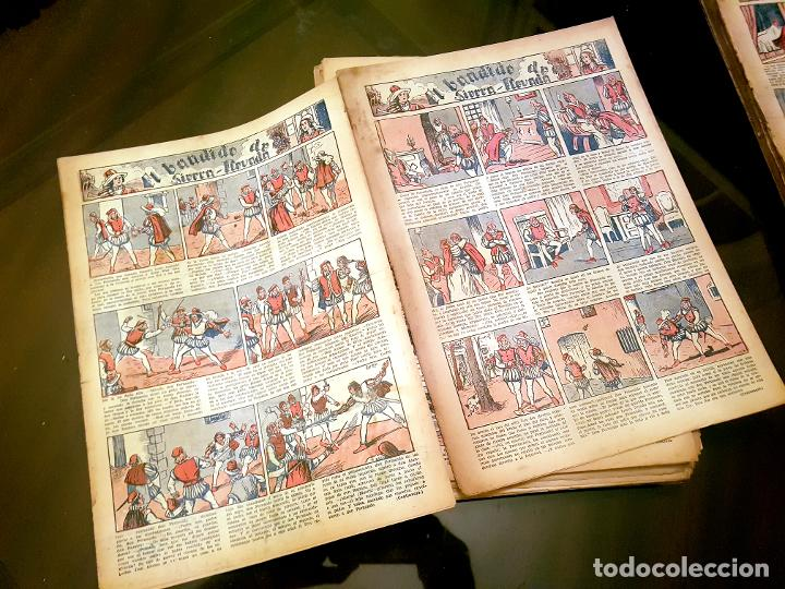 Tebeos: RIN-TIN-TIN (1ª EPOCA). ¡¡ UN LOTE HISTORICO !! - Foto 17 - 205753200