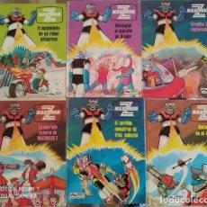 Tebeos: COLECCIÓN COMPLETA COMICS MAZINGER Z ORIGINALES AÑO 1978. Lote 205849327