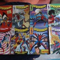 Tebeos: SPIDERMAN VOL.1. LOTE DE DE 24 Nº DE 314. ED. PLANETA/FORUM 1983. C-55. Lote 207146391