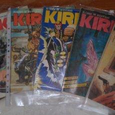 Livros de Banda Desenhada: * SARGENTO KIRK * NORMA EDITORIAL 1982 * COLECCION COMPLETA 14 Nº EXCELENTE *. Lote 207181365