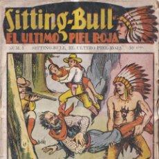 Tebeos: COLECCIÓN COMPLETA SITTING BULL - EDITORIAL MARCO - 25 NUMEROS - BUEN ESTADO. Lote 207460680