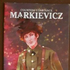 Tebeos: MARKIEVICZ Y EDITH LADY LONDONDERRY - 2 COMIC EN UNO, 2 PORTADAS (EN INGLES) - VER FOTOS. Lote 207594915