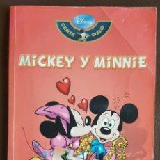 Tebeos: MICKEY Y MINNIE, Nº 1 - BIBLIOTECA EL MUNDO. Lote 207596126