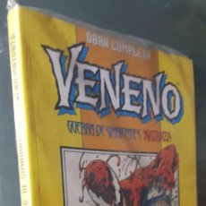 Tebeos: VENENO - OBRA COMPLETA - GUERRA DE SIMBIONTES / MATANZA - FORUM (DIFÍCIL) EXCELENTE. Lote 208424060