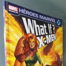 Tebeos: HEROES MARVEL - WHAT IF? X-MEN - PANINI (DE KIOSKO). Lote 208424400
