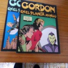 Tebeos: GORDON EN EL PLANETA MONGO COMPLETA EDITA BO. Lote 208873765