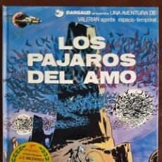 Tebeos: VALERIAN AGENTE ESPACIO-TEMPORAL, Nº 4 - LOS PAJAROS DEL AMO - GRIJALBO 1979 - VER DESCRIPCIÓN. Lote 208962767