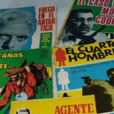 Tebeos: 5 COMICS DIVERSOS MUY BUENOS. Lote 209670560