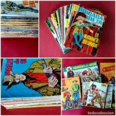 Livros de Banda Desenhada: LOTE DE 173 NOVELAS GRÁFICAS-DIFERENTES GÉNEROS. Lote 210076612