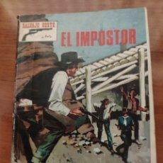 BDs: SALVAJE OESTE: EL IMPOSTOR (N° 160). Lote 210393597