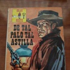 BDs: GRAN OESTE: DE TAL PALO TAL ASTILLA (N° 317). Lote 210397690