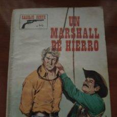 BDs: SALVAJE OESTE: UN MARSHALL DE HIERRO (N° 243). Lote 210401151