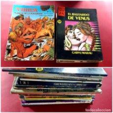 Tebeos: LOTE DE 33 COMICS PARA ADULTOS -VARIADOS. Lote 210592076